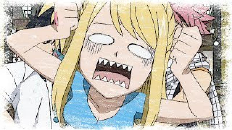 Fairy Tail Funny - Fairy Tail приколы в озвучке Ancord (перезалив 3)