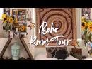 Bohemian Room Tour | Downtown Los Angeles Apartment