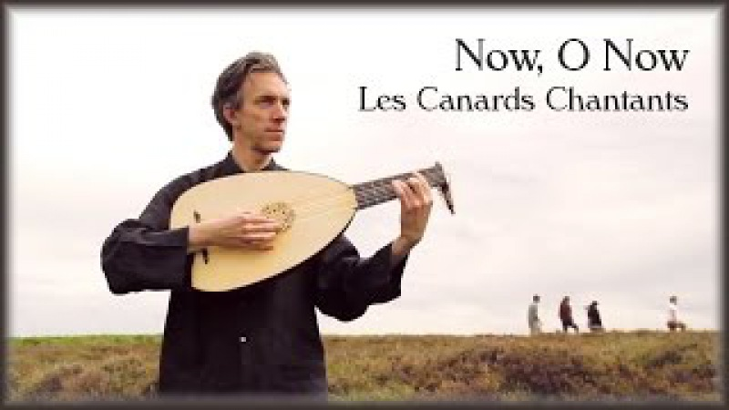 John Dowland Now O Now Lute Song by Les Canards Chantants