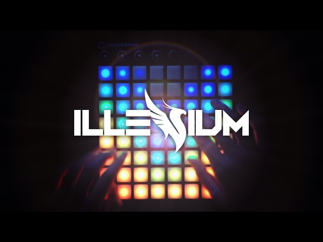Flume - Say It ( Feat. Tove Lo ) (Illenium Remix) Launchpad Cover