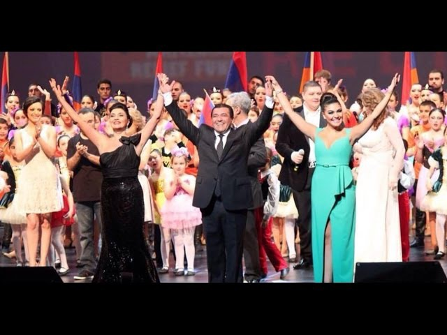 HYE AID 2 Benefit Concert For Syrian Armenian Relief Fund ( FINAL )