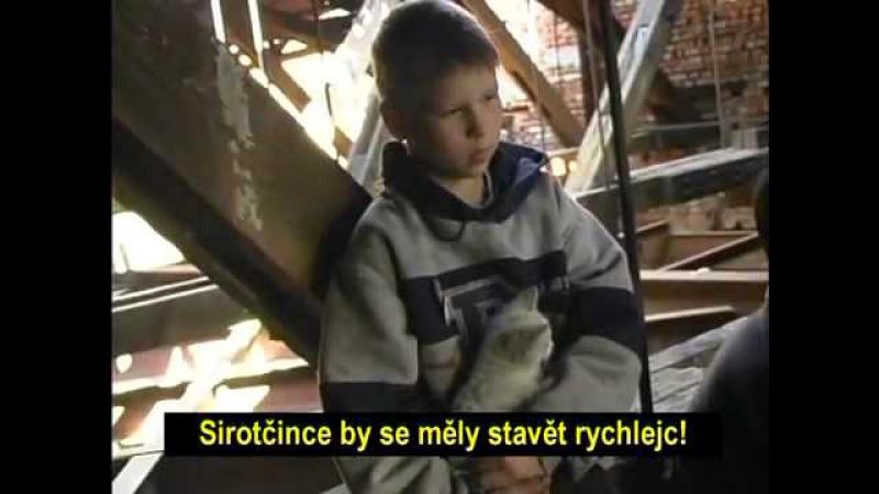 Deti ze stanice Leningradska. Otresny dokument z Ruska.