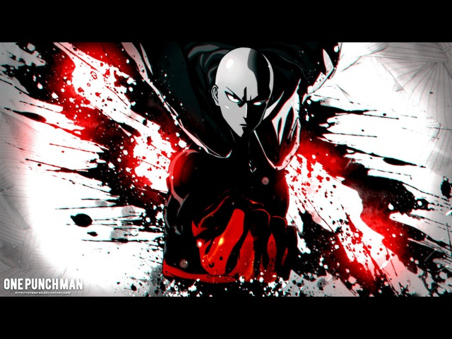 One Punch Man [AMV] - Feel Invincible