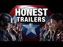 Honest Trailers Captain America Civil War
