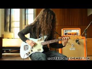 Orange OR50 Guitar Head - Demo by SEF from Your Favorite Enemies