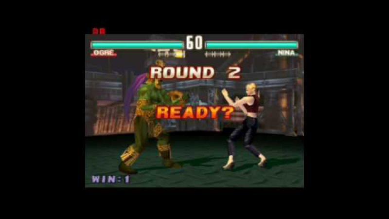 Tekken 3 Online 134 (Ogre) vs Riot,Joker (Nina)