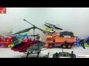 Các loại Máy bay Trực thăng điều khiển từ xa cỡ lớn, Assorted Helicopter Full-sized remote control