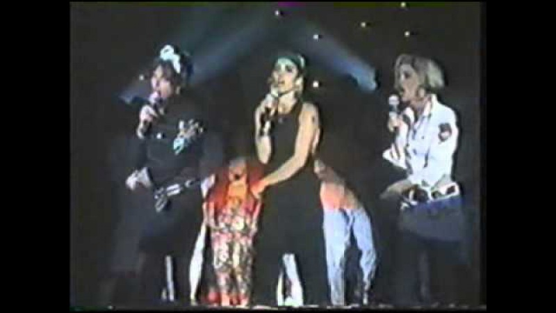 Bananarama - A Trick Of The Night (Live At American Bandstand 1986)