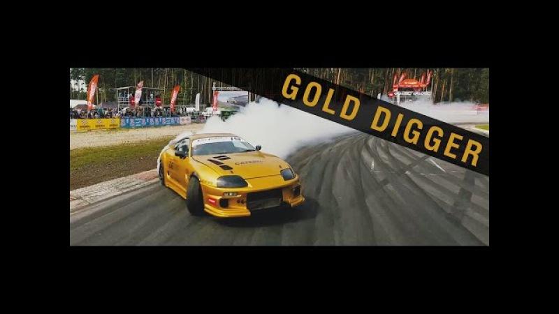 GOLD DIGGER 2JZ GTE (LASSE TONBY)