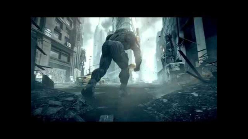 Официальный трейлер к игре - Crysis 2 - The Wall