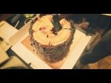 My Birthday Axe Cake)