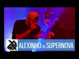 ALEXINHO vs SUPERNOVA   Florida Beatbox Battle 2017    12 Final