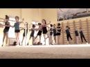 Урок по хореографии для гимнасток преподаватель-хореограф – Дарья Барабанова