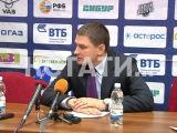 Первая победа нижегородских баскетболистов в лиге ВТБ