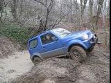Snow and mud offroad, Suzuki Jimny, Toyota Land Criuser, Suzuki Samurai, Daihatsu Rocky