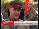 Битву за Москву реконструировали красноярцы