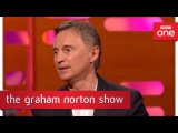 Robert Carlyle was not expecting The Full Monty to be a hit  The Graham Norton Show 2017  BBC One