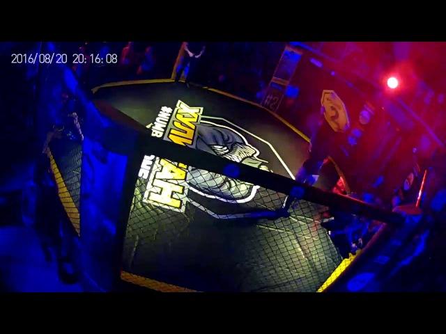 Ivan Volodichev vs. Oleg Dadonov HOOLIGAN FIGHT SHOW 1