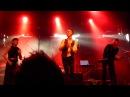 Solar Fake @ Docks Hamburg, 29.03.2015 - Such A Shame (Talk Talk cover) with Black Nail Cabaret