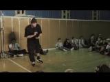 Мастер-класс по брейк-дансу бибоя Сулы - чемпиона мира break dance