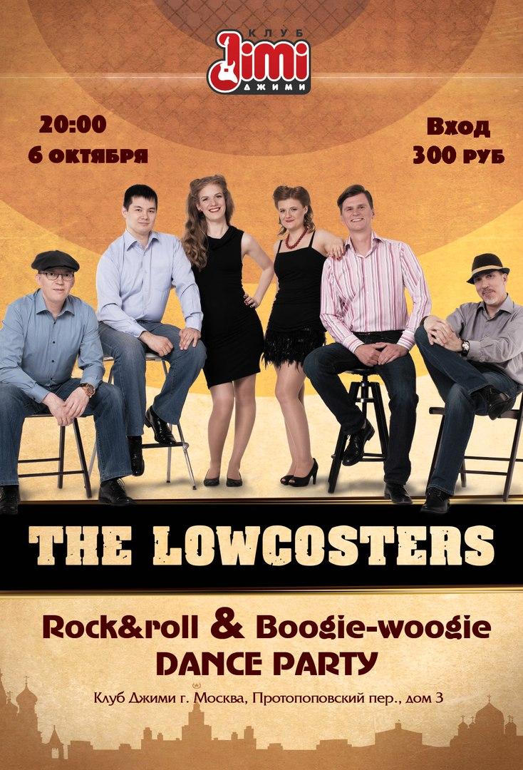 06.10 The Lowcosters в клубе Jimi