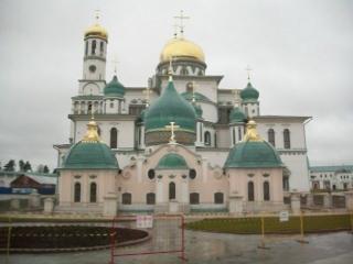 Ново-Иерусалимский монастырь, г. Истра, 15 октября 2016г.