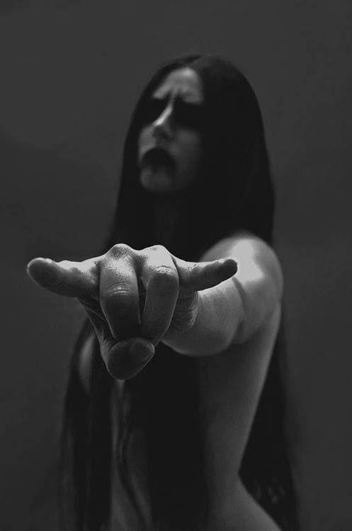 Fucking nude black metal women anal