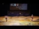 """Love Live! School Idol Project"": Koizumi Hanayo, Yazawa Nico - Zebra, Зефирный Кот - Домодедово, Москва - Они-Но-Ёру 2016"