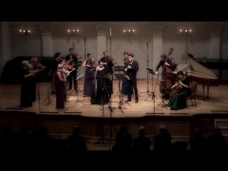 Telemann - Concerto for recorder, flute, strings TWV 52:e1- Croatian Baroque Ensemble ·