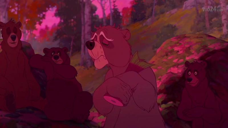 Братец медвежонок отрывок 1
