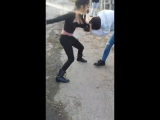 Trinity vs Danielle prt 1 fresno 559 fights