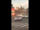 Бийск ДТП Митрофанова-Красноармейская. 28.06.17