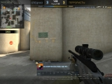 -3 со скаута рандомными прострелами на миду Dust ll CS:GO