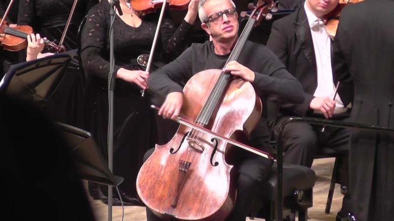 Джованни Соллима в Москве 2013