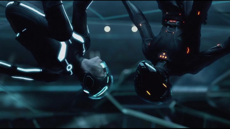 265 Daft Punk–Rinzler (Трон наследие )
