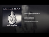 Le vieux chanteur blanc - Gerard Lenorman