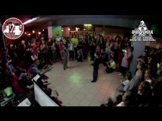 ОЧПОЧМАК FEST 2 Номинация 7-14 лет батлы и финал