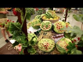 Яблочный Спас 2016. МК по карвингу от нашей команды:) Сигма Ленд