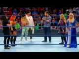 Daniel Bryan makes a decision regarding the Women's Money in the Bank Ladder Match
