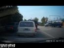 Евпатория - Драка на дороге ул. Короленко