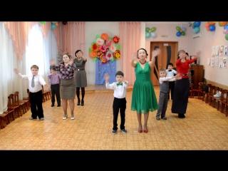 Праздничный танец Мальчиков с мамами Подг гр №9 МАДОУ ЦРР дет сад №91 Строитель г Улан Удэ
