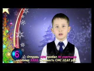 Новогодний серпантин-2016. №6 Тимур Ахметов