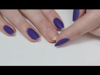 Косметический ремонт нарощенного ногтя