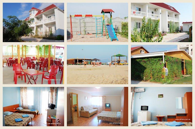 Снять жилье у моря частный сектор в Евпатории