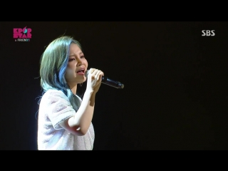 Lee Hi & Jung Seung Hwan - Breathe @ Kpop Star & Friends Concert
