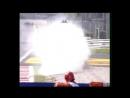 F1 Monza 2005 FP4 - Schumacher mistake
