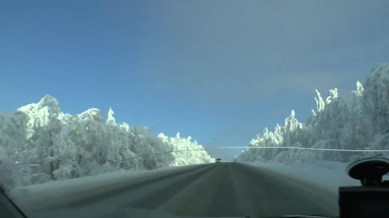 Такого Вы не видели ! Охренительная красота Русской природы.Сказочная русь Мысля от Эдгара HD 2015