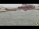 В одесском порту из-за шторма затонула яхта