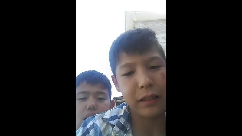 Erkөkshe Khanzada - Live