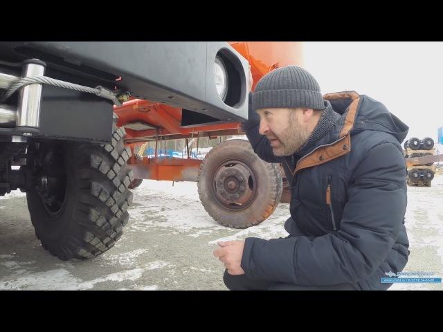 Транспортно-бытовая машина Урал-4320 - УралСпецТранс